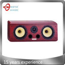 VEN-J52C home theater stereo speakers high end wood cabinet with amazing sound new design for 2018