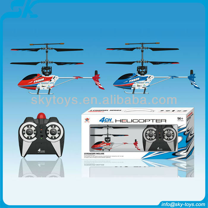 !4CH RC helicopter alloy remote control metal helicopters 4.5 channel rc helicopter