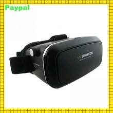 Multifunctional vr shinecon 3d glasses for pc games/movies/xbox one