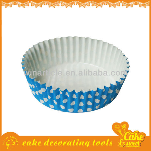 Food quality wholesale cajas para cupcakes