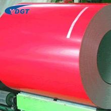 Prime Or Secondary Color Coated Prepainted Galvanized Steel Coil/ Ppgi