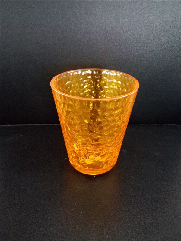 ps/acrylic transparent crystal cup