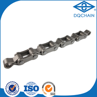 High standard wholesale double pitch chain sprocket chain ,special agricultural chain