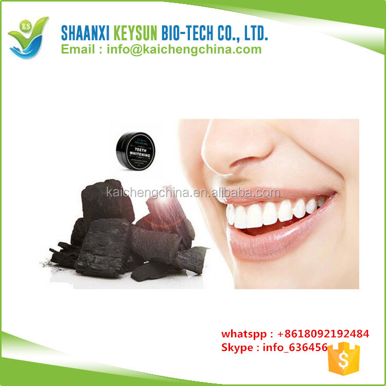 2017 wholesale Teeth Whitening Products Bamboo Toothbrush Activated Charcoal Teeth Bleanching Powder