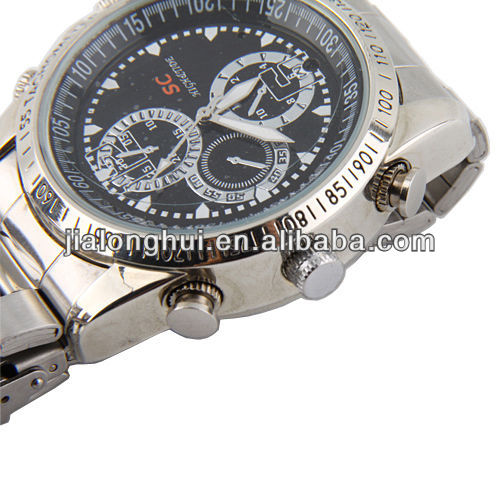 2014 Fashionable and high tech wrist sc watch camera