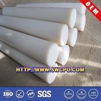 Nonstandard silicon rubber rod in high quality
