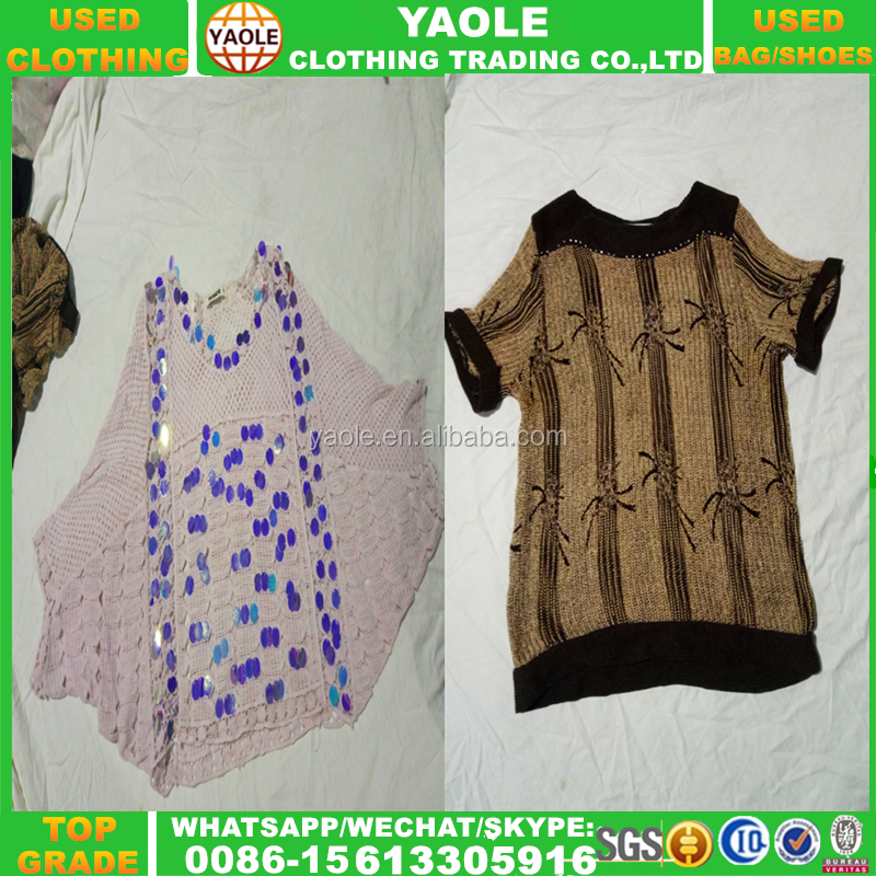 wholesale used clothing from canada