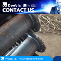din 2391 standard small size high pressure fuel injection pipe seamless steel pipe