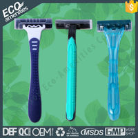 Disposable man shaver for hotel at reasonable prices , packaging with your design available