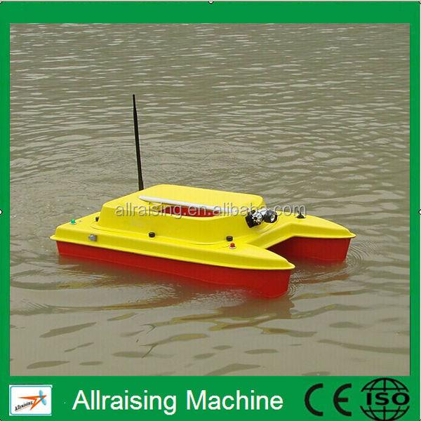 2 motors remote control fishing bait boat buy bait boat for Remote control fishing boats