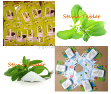 Blister di stevia tablet