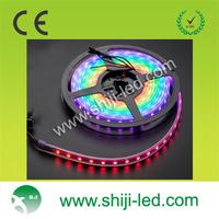 smd addressable 60 leds pixel ws2812b led flex strip IP22 IP65 IP67