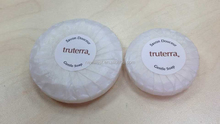 natural flavor mall round hotel soap,toilet soap