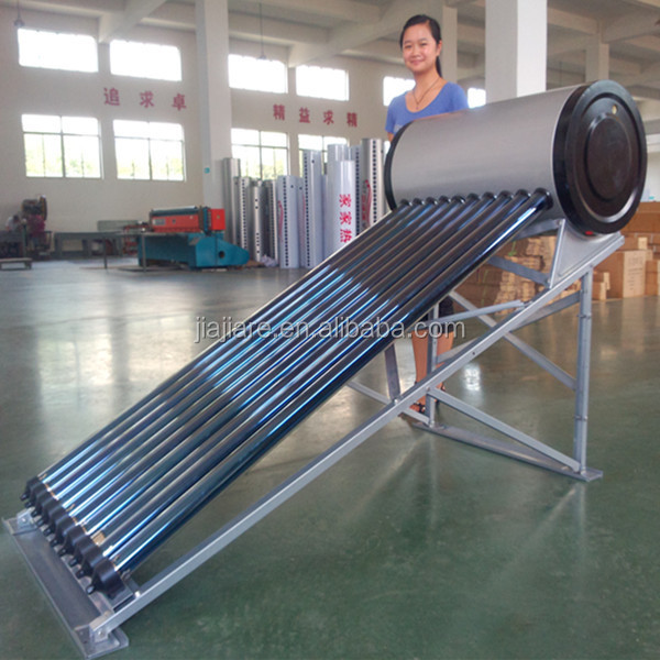 high efficiency cheap price 100 liter home use solar geyser