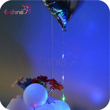 2014 New Design Flashing Multi-color Led String Balloon Lights
