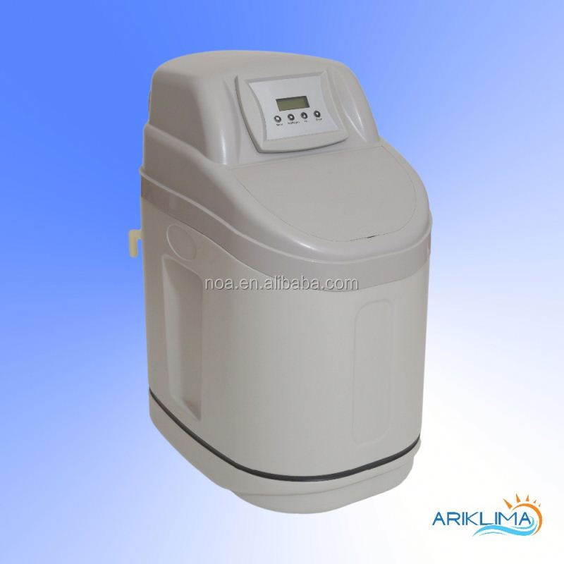 Compact all in one aqua water softener /shower filter /water softener filtration volumetric type NERO