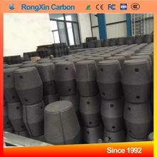 HP (High Power) Grade and Electrode Block Type carbon graphite electrode