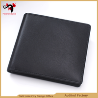 2015 China alibaba wholesale man wallet genuine leather wallet