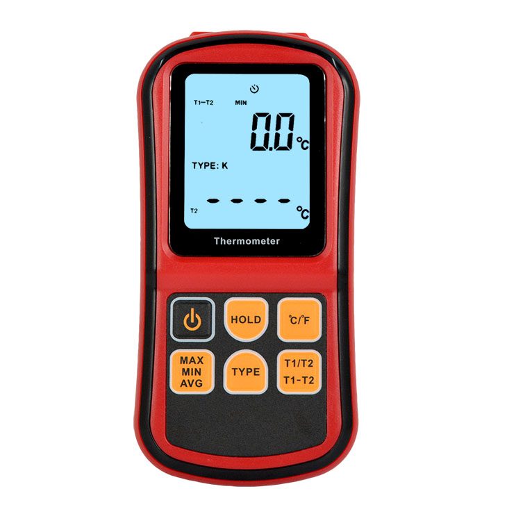 Easy Use Measure Meter <strong>R</strong> type Accurate Thermocouple Thermometer