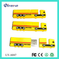 Free sample truck shape usb flash drives buy wholesale pen drive 8gb/16gb/32gb/64gb/128gb