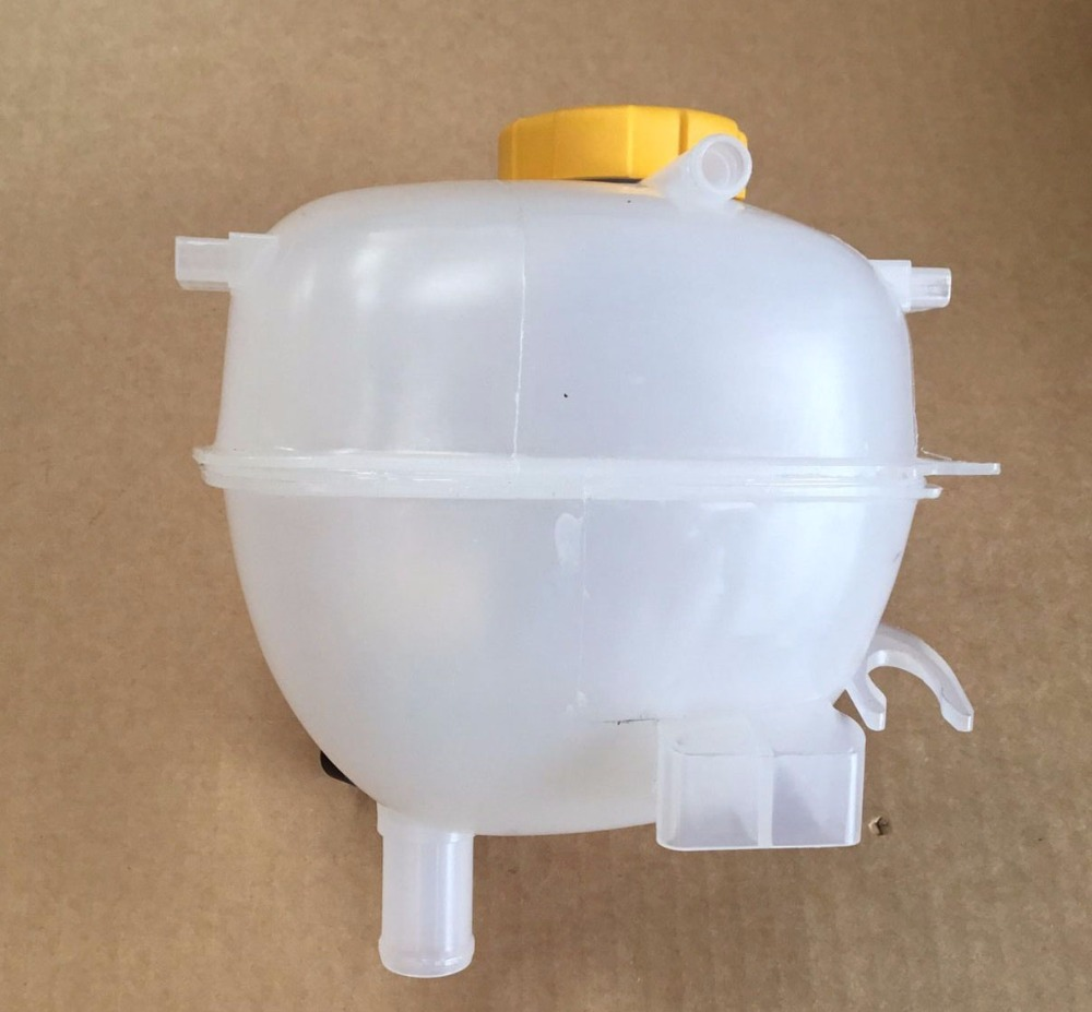 Car High Performance Engine Coolant Recovery Expansion Tank 603-376 For 06-09 Saab 9-3 93197033 9202799