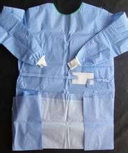 Sterile Disposable SMMS Doctor Patient Surgical Gown
