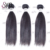Yak Hair Extensions Unprocessed Yaki Straight Hair Bundles With Closure Seche Cheveux
