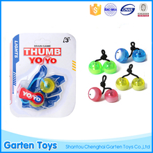 Best selling anti-stress toys Luminous Thumb Chucks