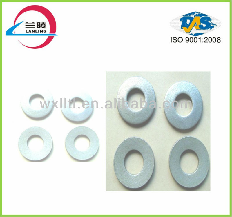 railway flat washer fastening of rail parts suppliers