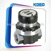 China Manufacturer Facory Producer Rotor Flow Meter,Oval Gear Flow Meter