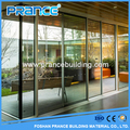 China powder coated aluminum sliding glass door price