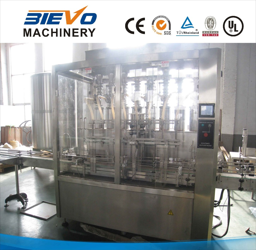 Edible Oil Bottling Filling Machine/ Edible Oil Filling Plant