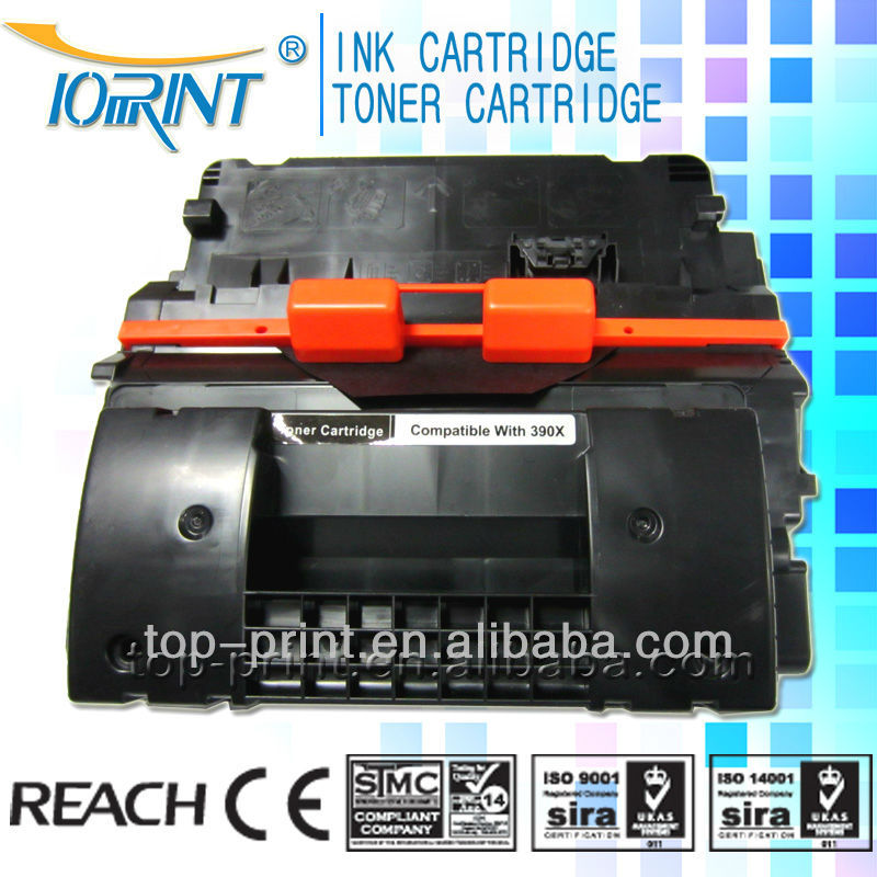 High margin products! Toner cartridge CE390X for HP Laser Jet M4555MFP/M602n/M602dn/M602x/M603/M603n/M603dn/M603xh