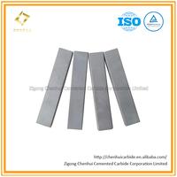 Zigong High Quality Tungsten Carbide Flat