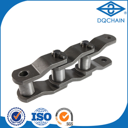agricultural conveyor chains s series,motorcycle cranked heavy duty chain sprocket