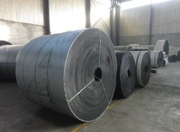 China rubber conveyor belt for coal mine with low price