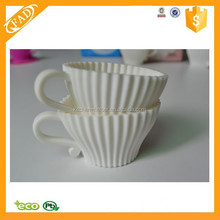 Custom Made Afternoon Tea Cake Tools Silicone Cupcake Cups
