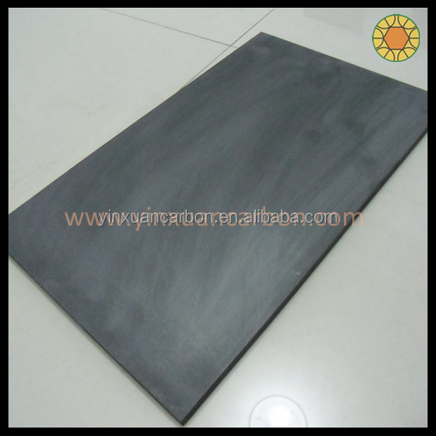 High Density Carbon Graphite Sheet For Industrial Furnaces