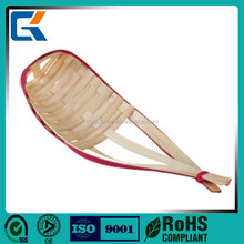 2015 hotel supplies Handmade Recyclable small artistic decorative bamboo basket