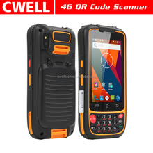 4 inch MTK6735 Quad core 4G LTE 5100mAh Big Battery Android Handheld Barcode Scanner 1D/2D/RFID/ZigBee Module Optional UNIWA V3C