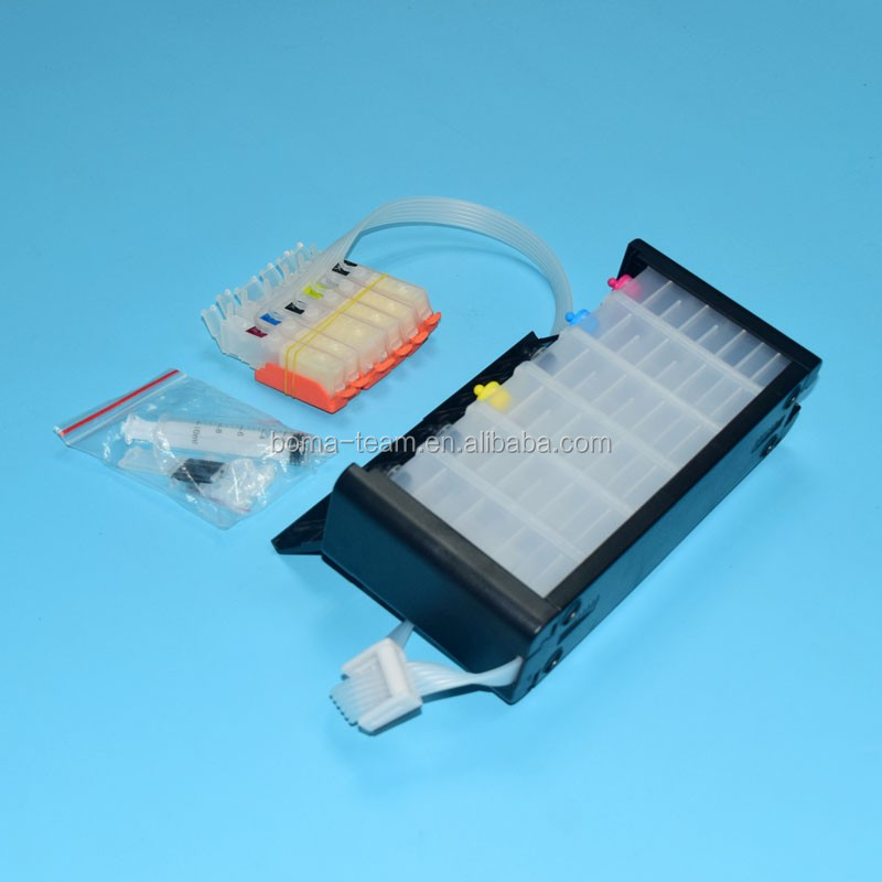For canon PIXMA mg7750 mg7751 mg7752 mg7753 ciss ink supply system for canon PGI570 CLI571