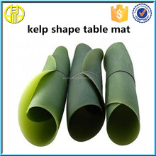 New product kelp seaweed sea-tent shape baking table mat seting kitchen set low price