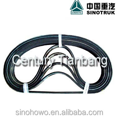 SINOTRUK HOWO and STEYR tractor,cargo and dump truck part , engine part VG1500090066 BELT