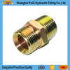 BSPP Male / BSPT Male Hydraulic Fitting