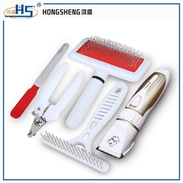 new grooming tool for pet professional pet hair clipper kit
