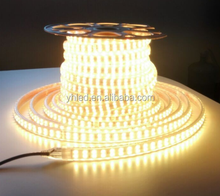 Factory price good quality waterproof flexible SMD5050 60led/m 50m/roll strip light led band 220v