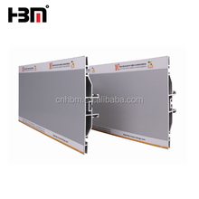 Aluminum LED Advertising Display Wall mounted, ceiling hanging, or free standing Photography Fabric Light Box with power adaptor
