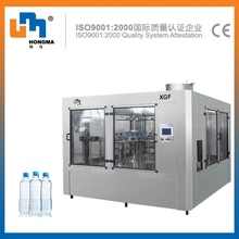mineral water plant sealing machine complete production line