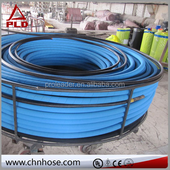 4 inch high-pressure rubber water hoses