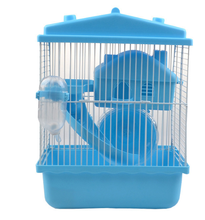 New design hot sale wood hamster cage